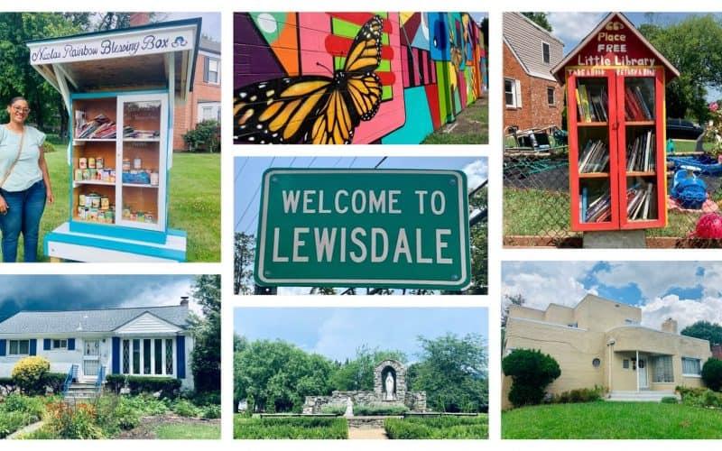 Lewisdale: Blessings, Bricks and Pierre L'Enfant