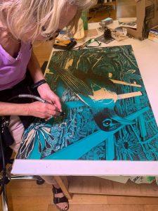 Big Ink Carol Barsha