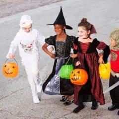 Halloween Route 1